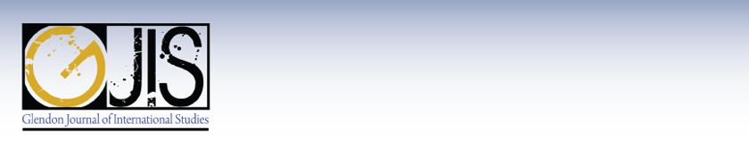 Glendon Journal of International Studies / Revue des études internationales de Glendon